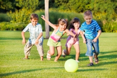 Activité physique : les enfants sont à la traîne